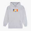 Bruer Hooded Top Heather