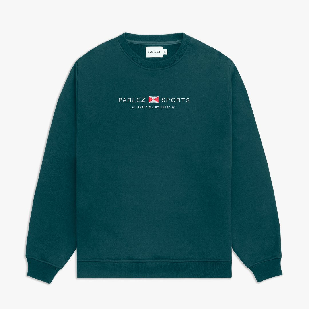 Byera Sweatshirt Deep Teal