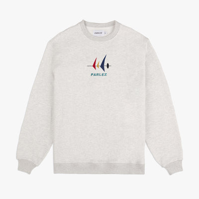 Carlson Crew Sweatshirt Heather
