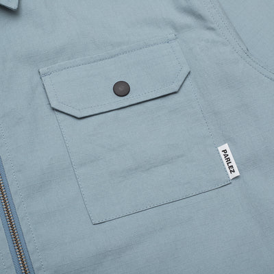 Catalina Jacket Dusty Blue