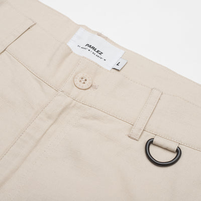 Catalina Shorts Ecru