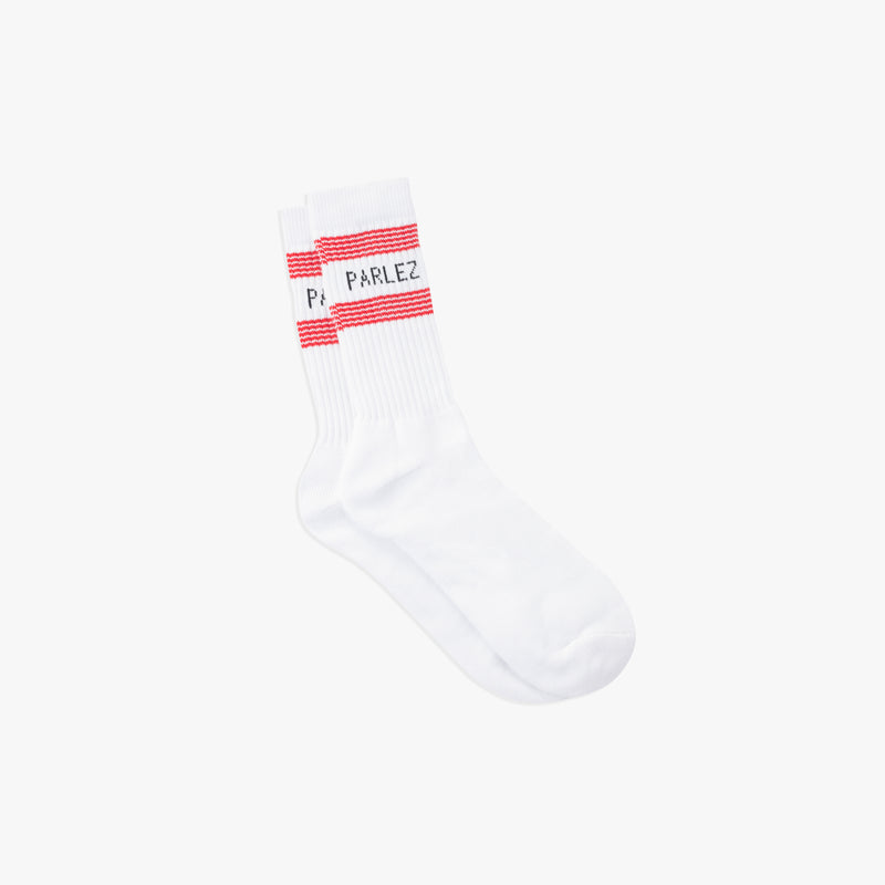 Charter Socks Red
