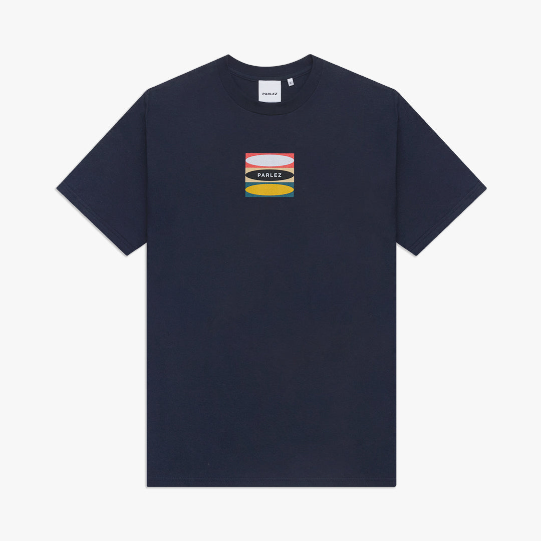 Cluff T-Shirt Navy