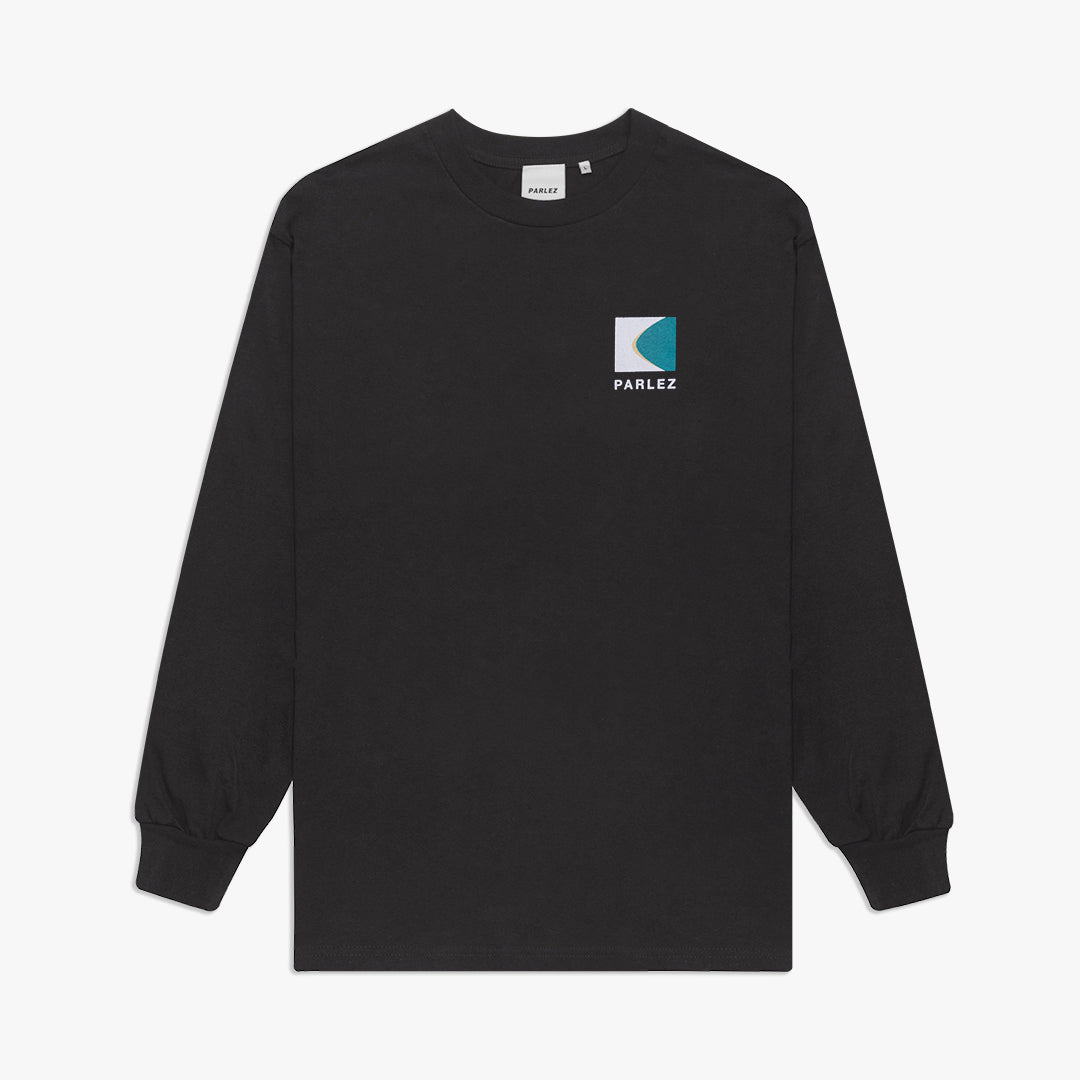 Coastal L/S T-Shirt Black