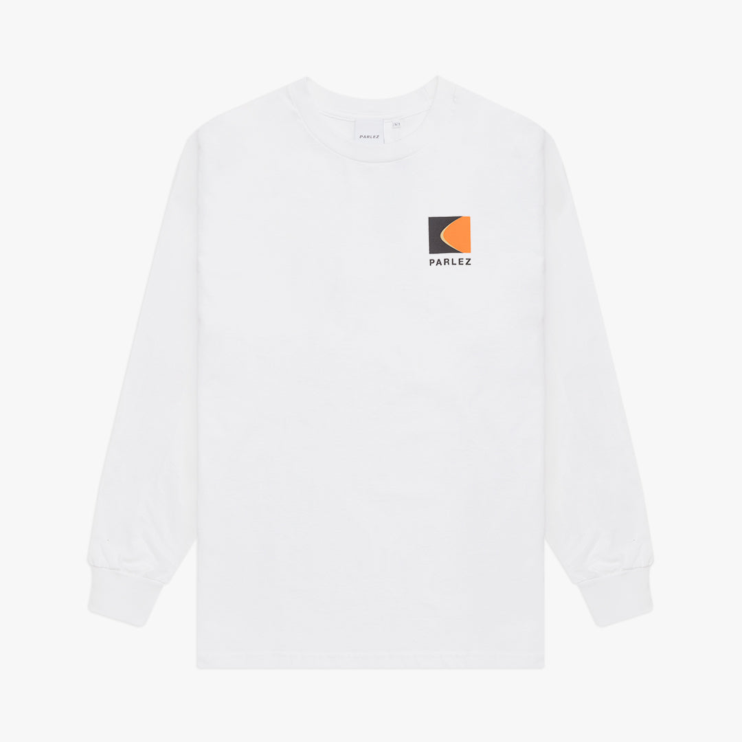 Coastal L/S T-Shirt White