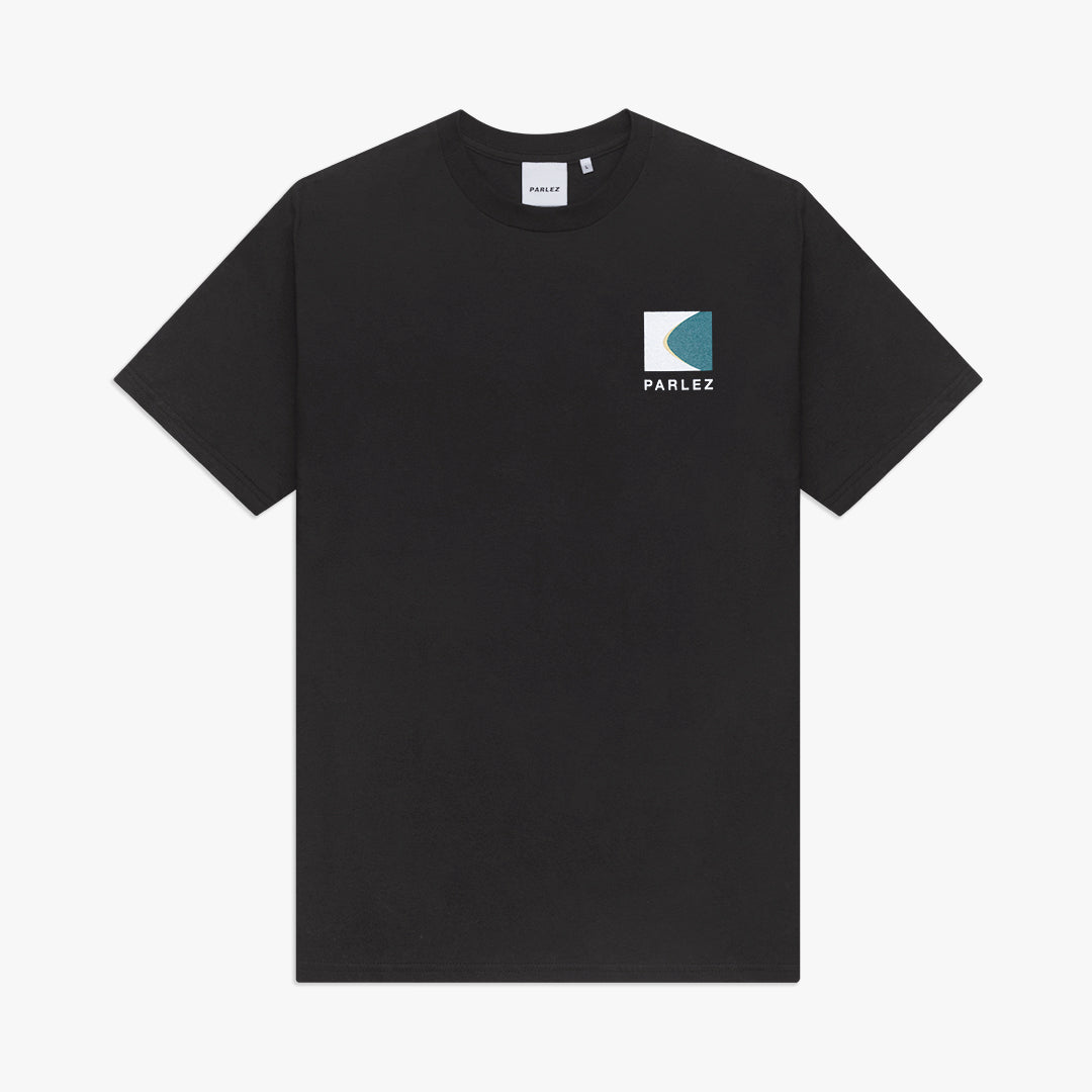 Coastal T-Shirt Black