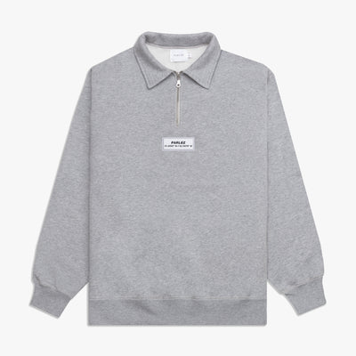 Finder 1/4 Zip Grey