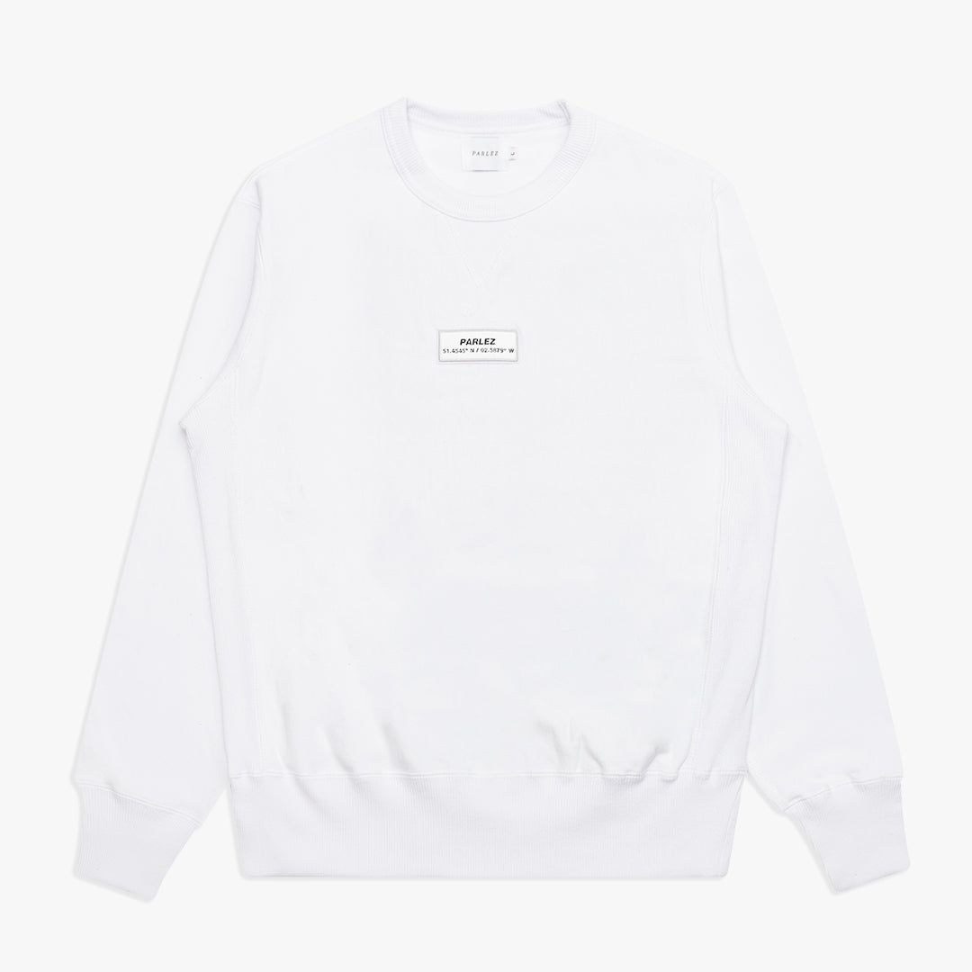 Finder Sweatshirt White