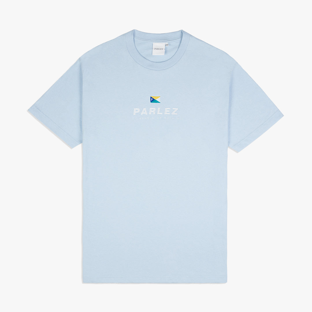 Davis T-Shirt Powder Blue