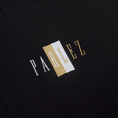 Parlez Divided T-Shirt Black