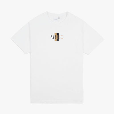 Parlez Divided T-Shirt White