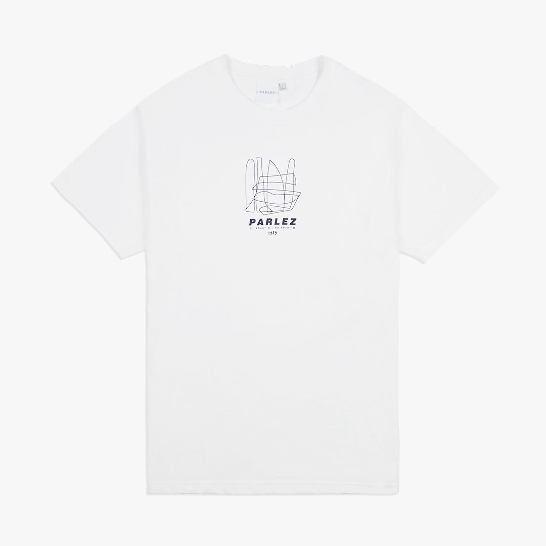 Drewes T-Shirt White