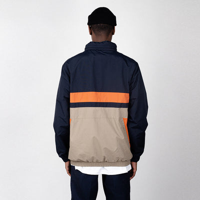 Dutch Jacket Navy/Orange