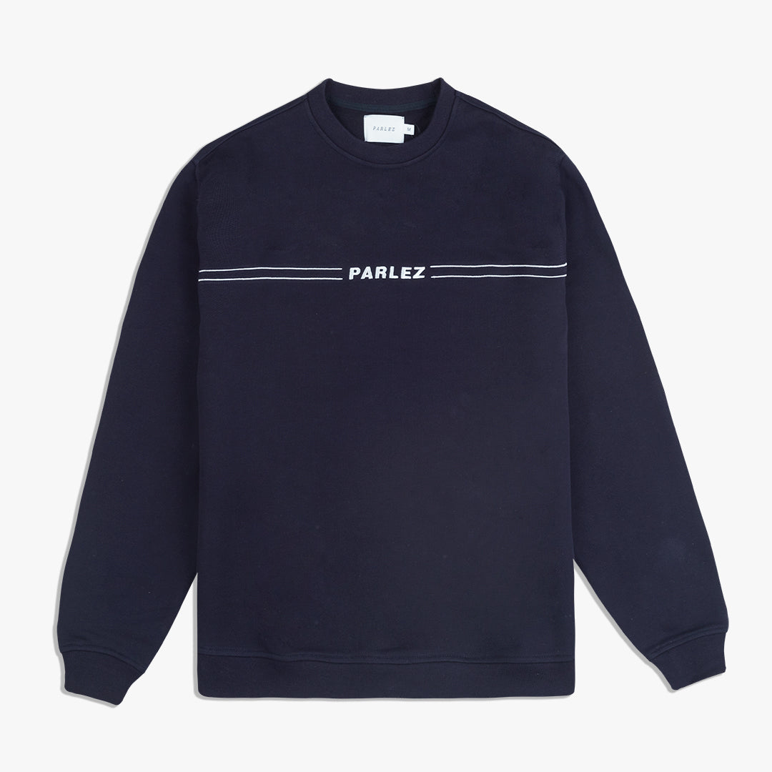 Dwyer Crew Sweatshirt Navy