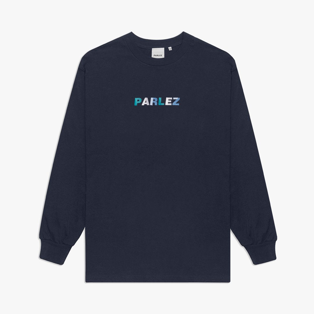 Faded L/S T-Shirt Navy