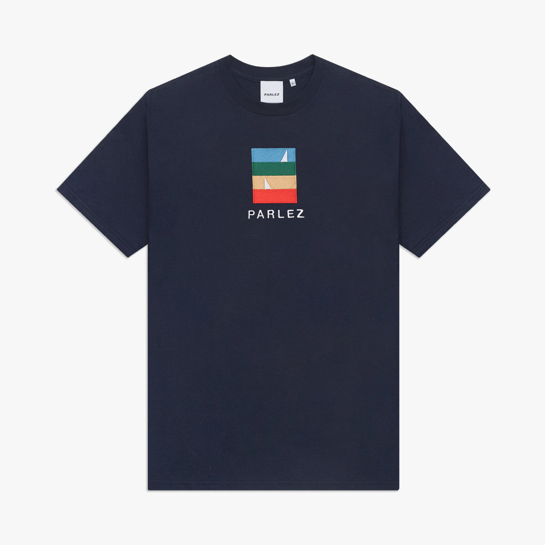 Fitts T-Shirt Navy