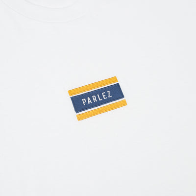 Parlez Flag T-Shirt White
