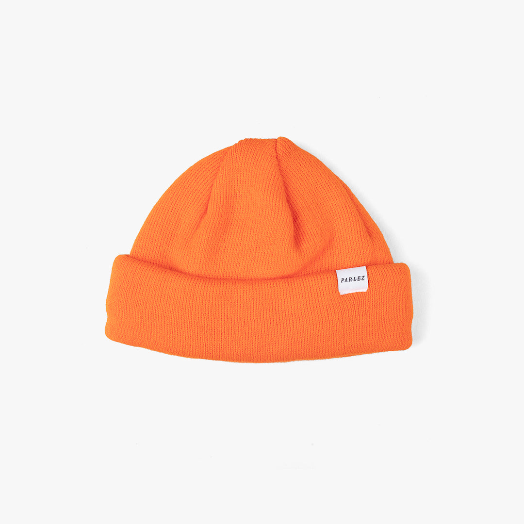 Flatholm Beanie Orange