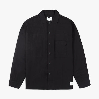 Parlez Furl Shirt Black