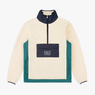 Parlez Garboard Fleece Cream