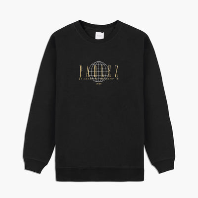 Global Sweatshirt Black
