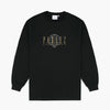 Global L/S T-Shirt Black