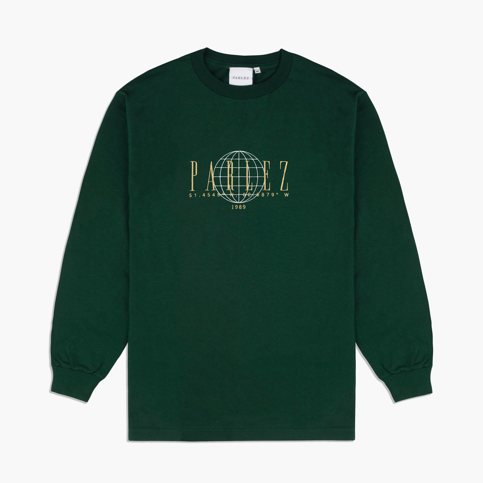 Global L/S T-Shirt Forest