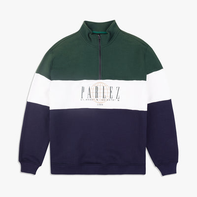 Alvar 1/4 Zip Forest
