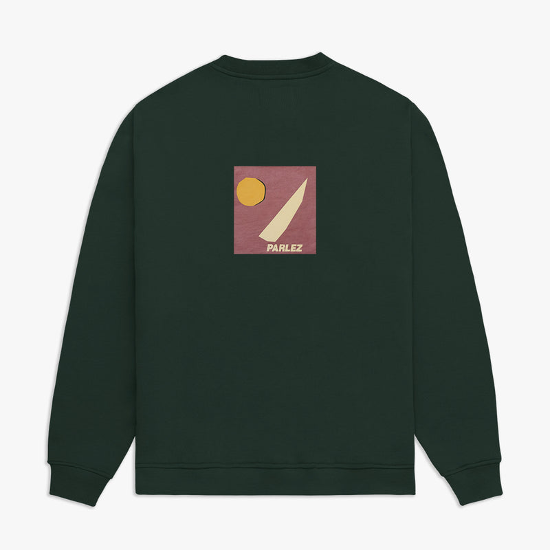 Gosier Sweatshirt Forest
