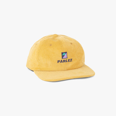 Gruen 6 Panel Cap Yellow