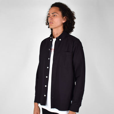 Parlez Haul Shirt Navy