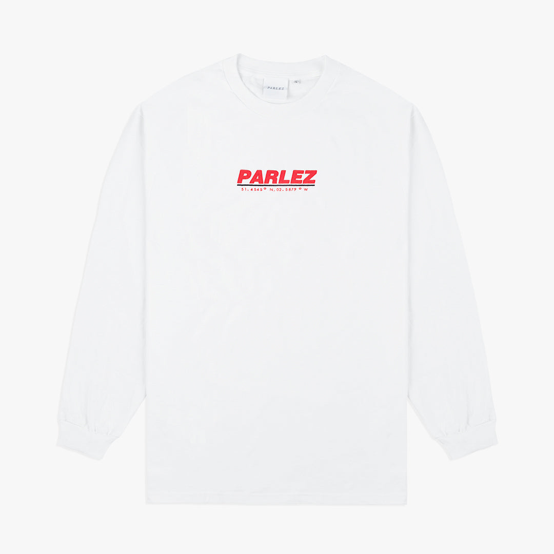 Parlez Harbour L/S T-Shirt White