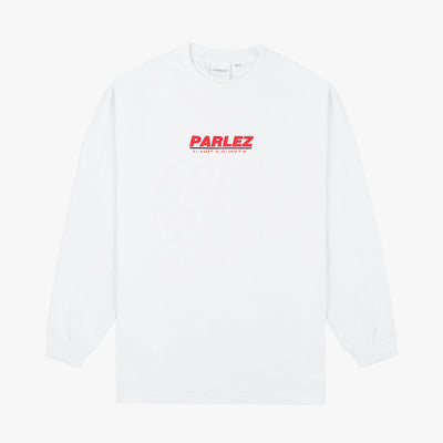Harbour L/S T-Shirt White