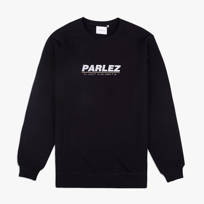 Parlez Harbour Sweatshirt Black