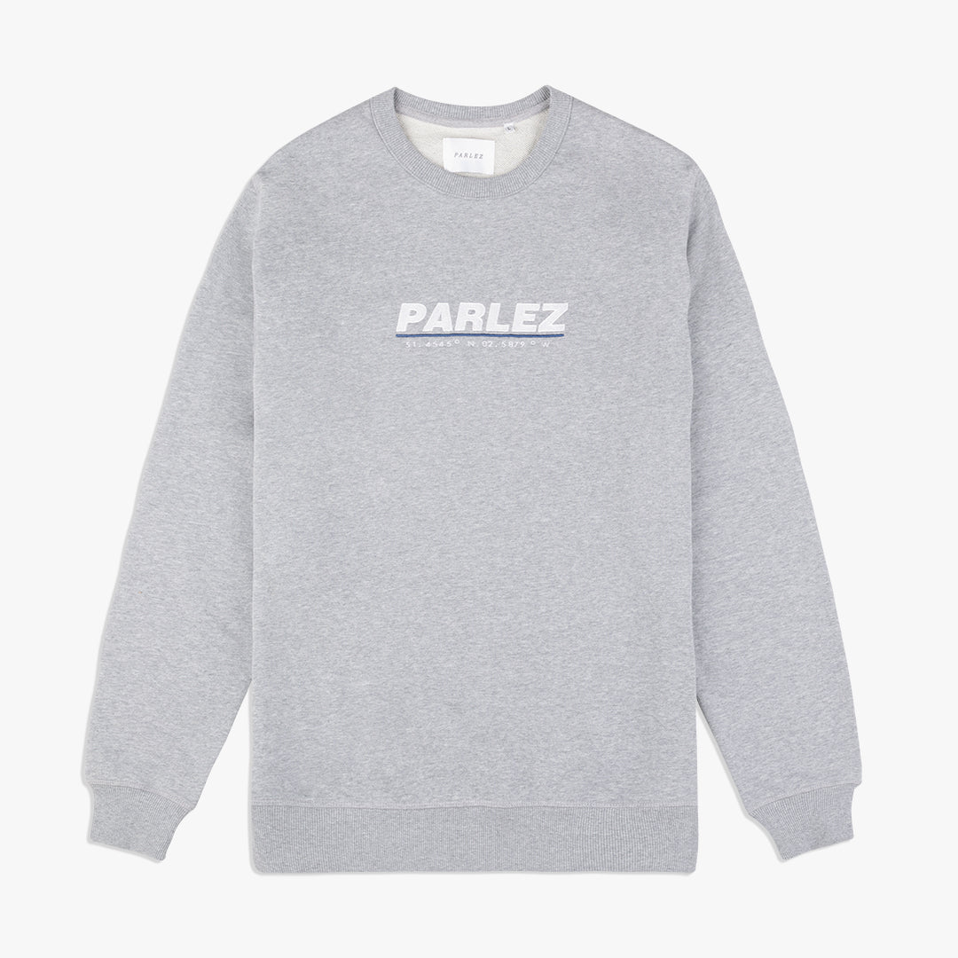 Parlez Harbour Sweatshirt Heather
