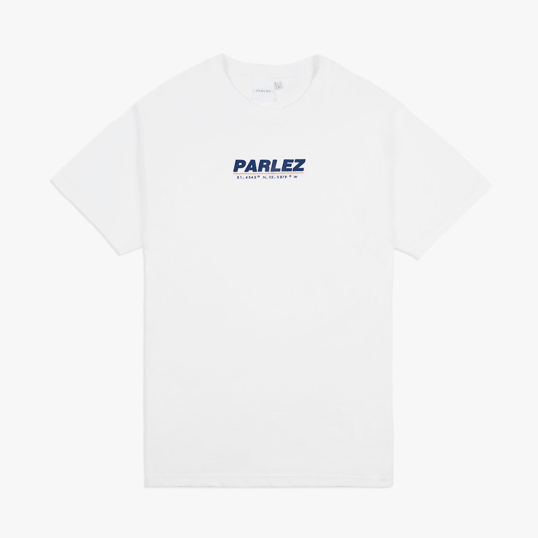 Parlez Harbour T-Shirt White