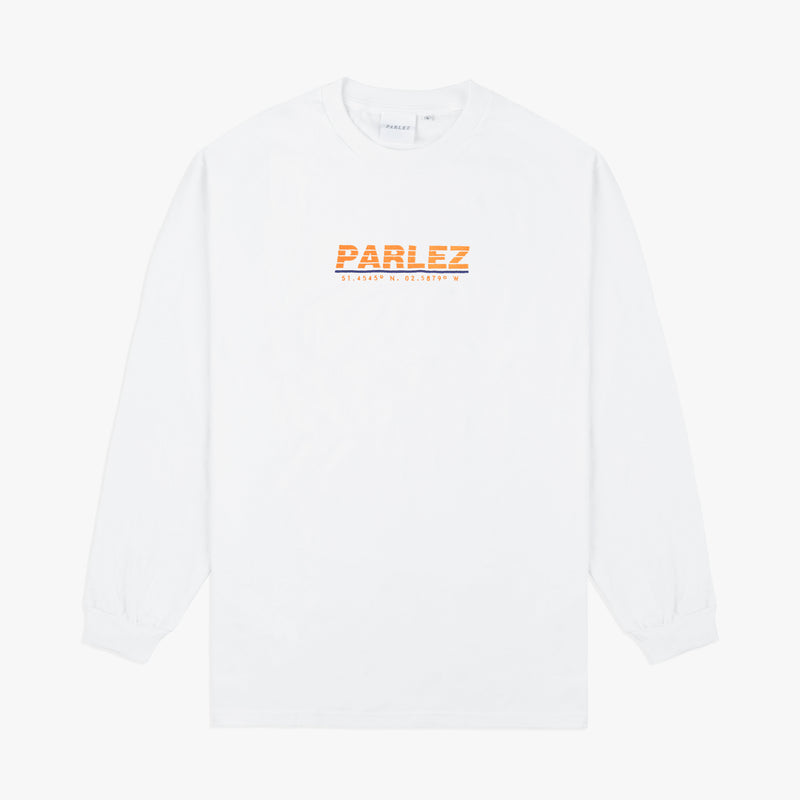 Haven L/S T-Shirt White