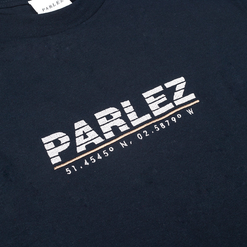 Haven L/S T-Shirt Navy