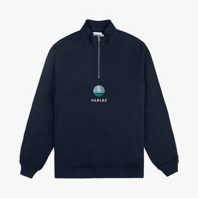Held 1/4 Zip Navy