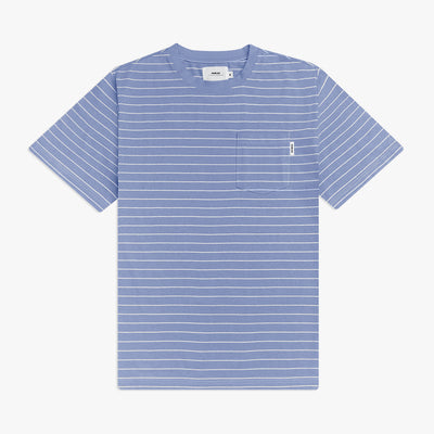 Helm Pocket T-Shirt Dusty Blue