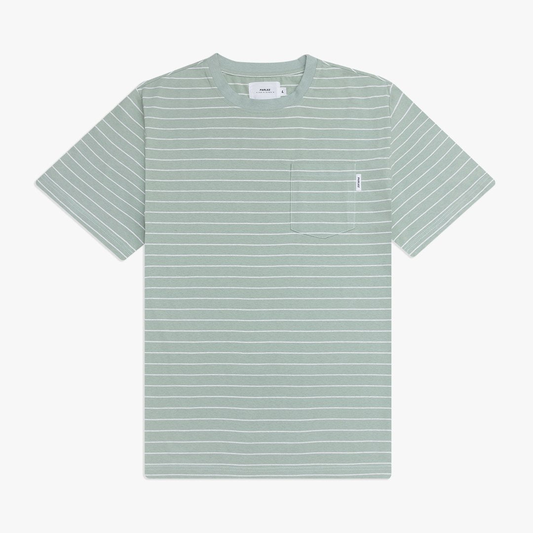 Helm Pocket T-Shirt Sage