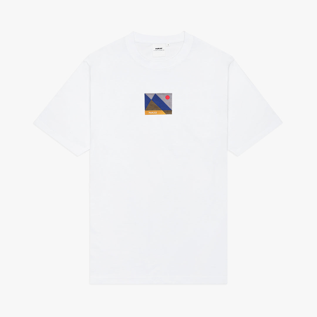 Horizon Organic T-Shirt White