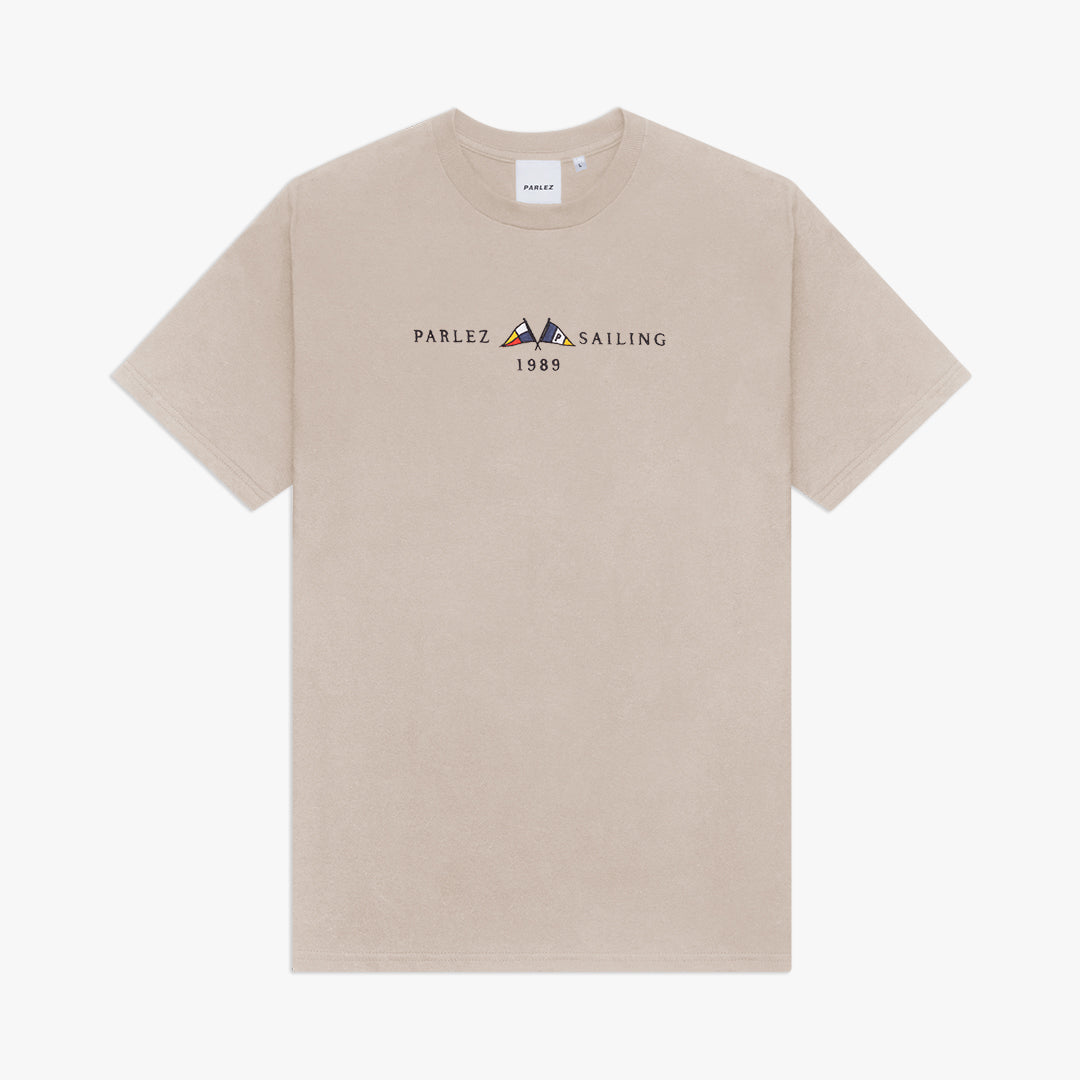 Jetty T-Shirt Sand