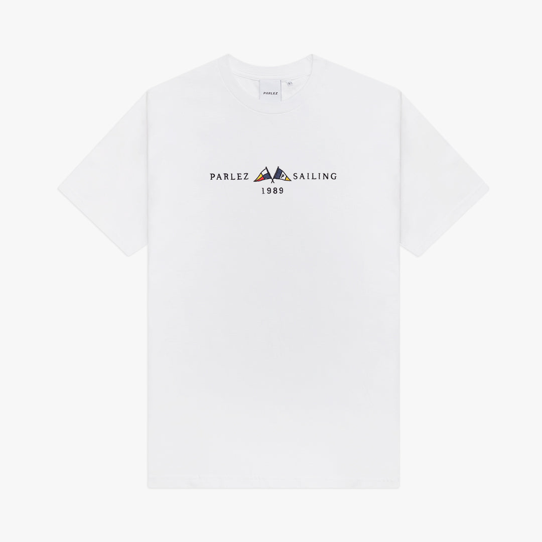 Jetty T-Shirt White