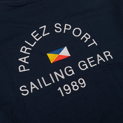 Parlez Klipper T-Shirt Navy