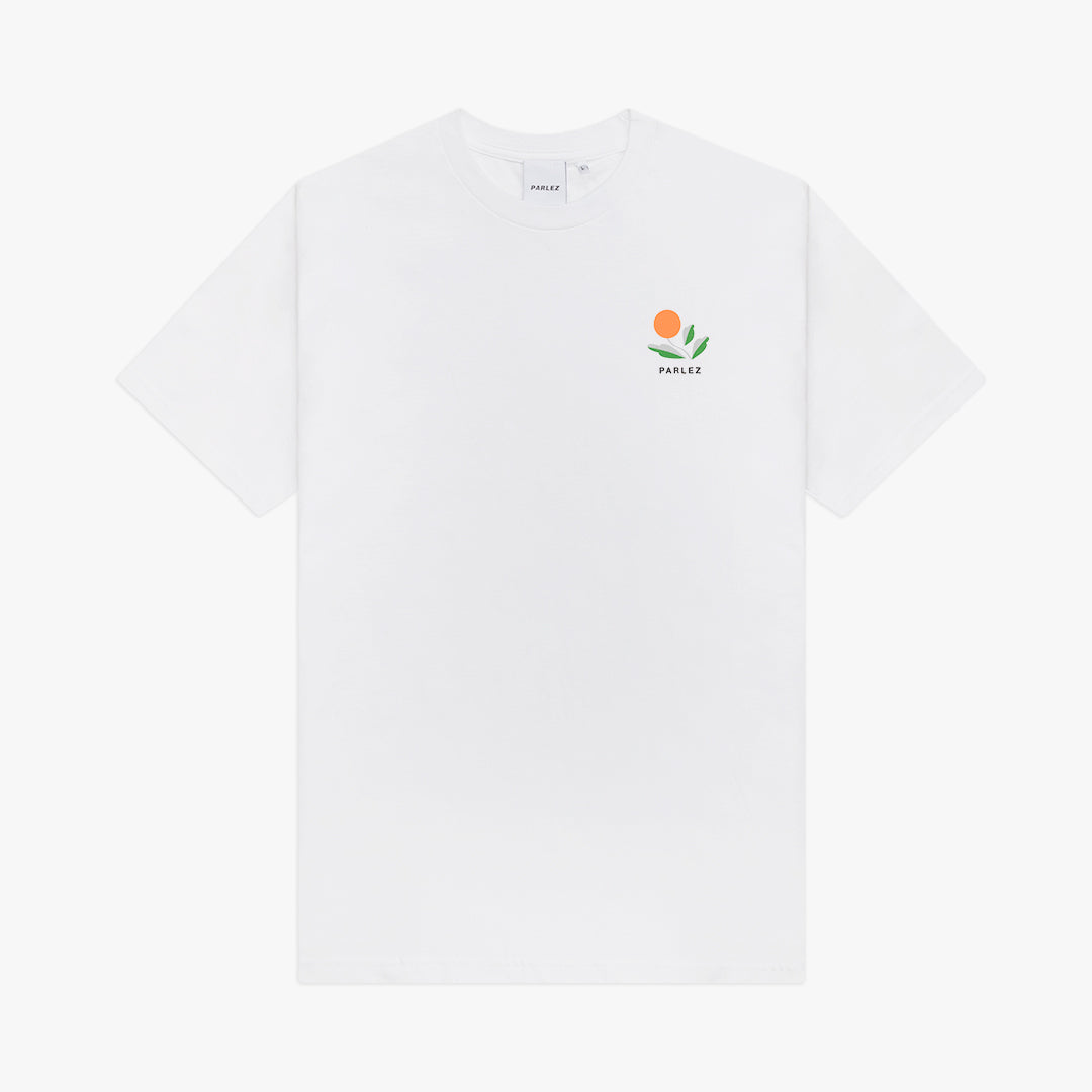 Kojo Back T-Shirt White