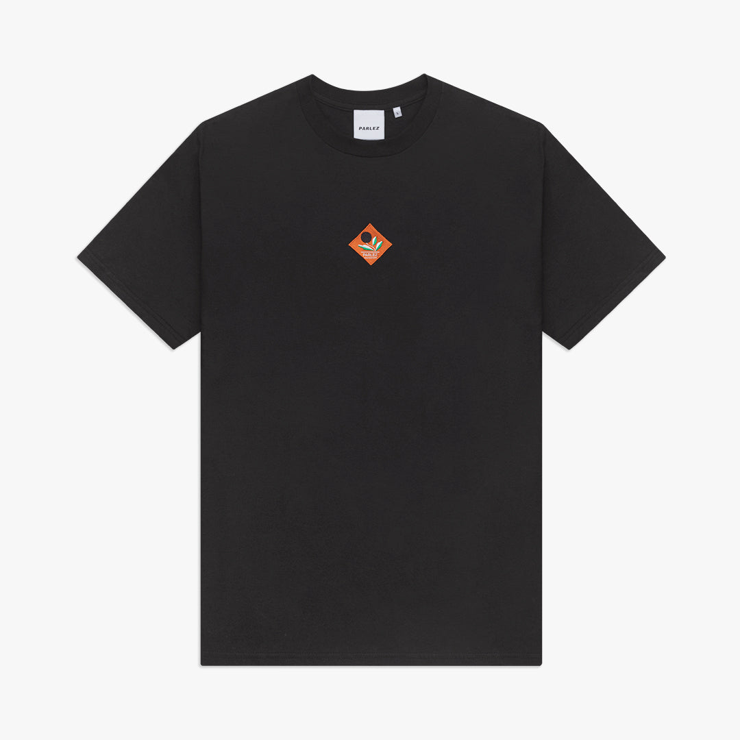 Kojo T-Shirt Black