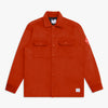 Ladona Shirt Jacket Burnt Orange