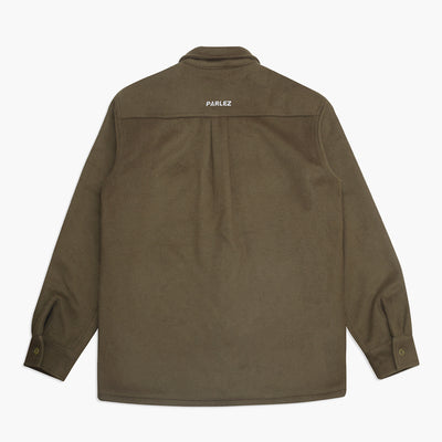 Ladona Shirt Jacket Khaki