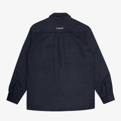 Ladona Shirt Jacket Navy